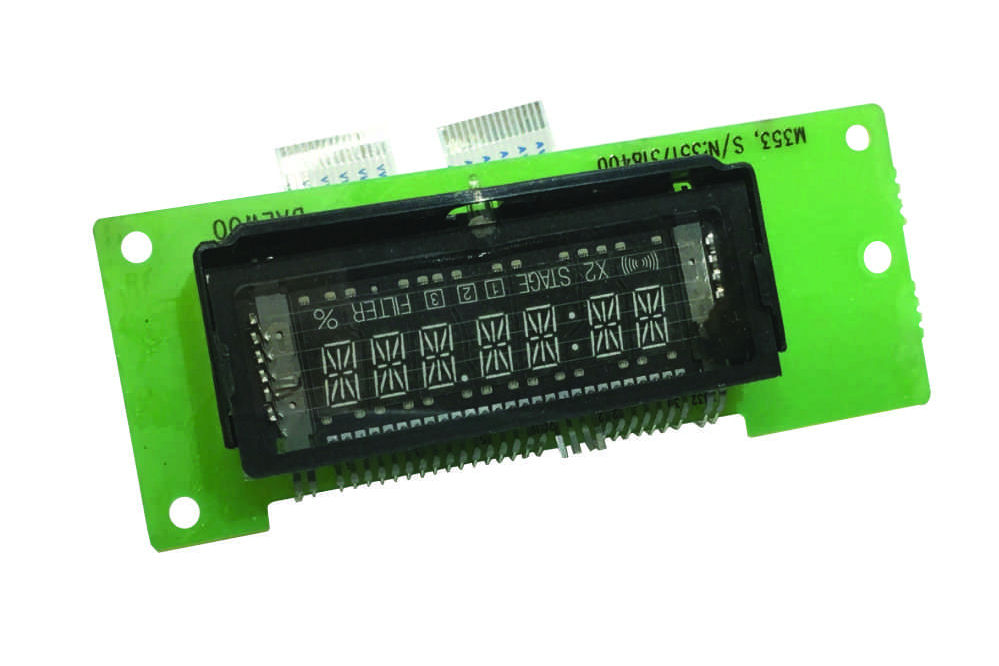 Display PCB for Daewoo KOM9F85, KOM9F50 microwave ovens