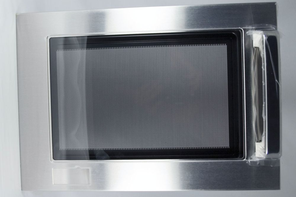 Complete door assembly for Sharp commercial microwave