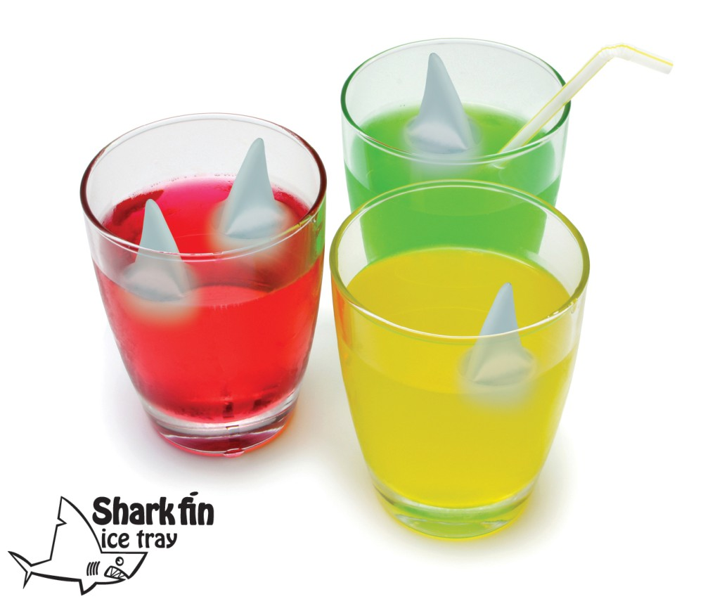 Shark-fin ice cube tray [JMD.NG5013]