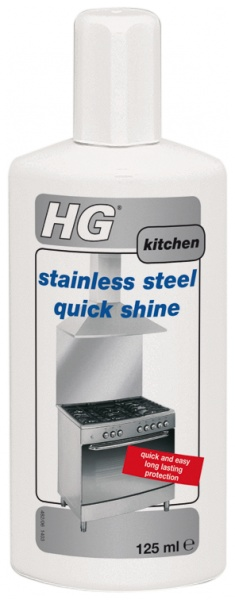 Stainless steel quick shine-125ml - HGP.482012106
