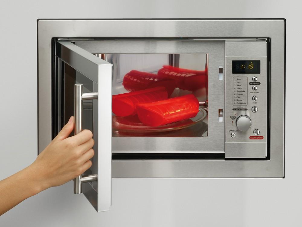 Lekue Silicone Microwave Steam Case