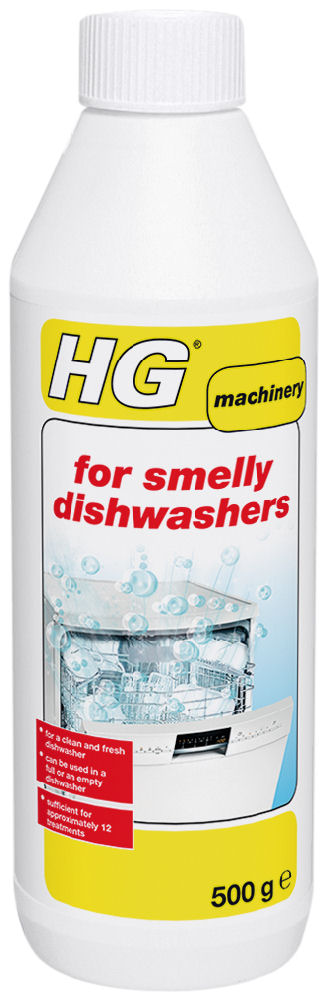 HG For smelly dishwashers 500 ml [HG.63050106]