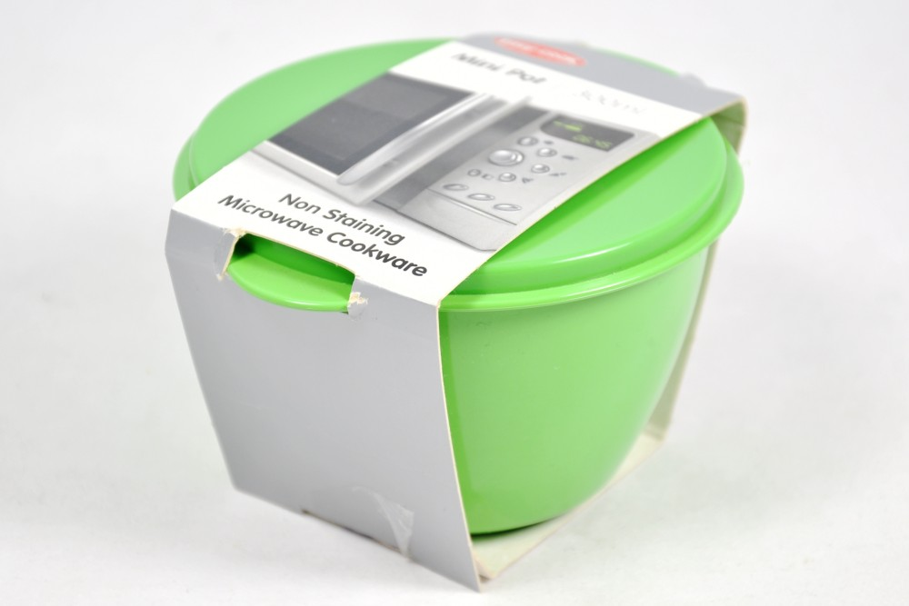 300ml Microwave Mini Pot With Lid