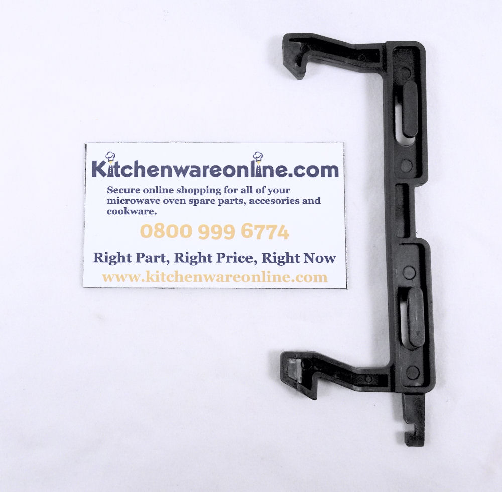 Panasonic microwave door hooks (latch)