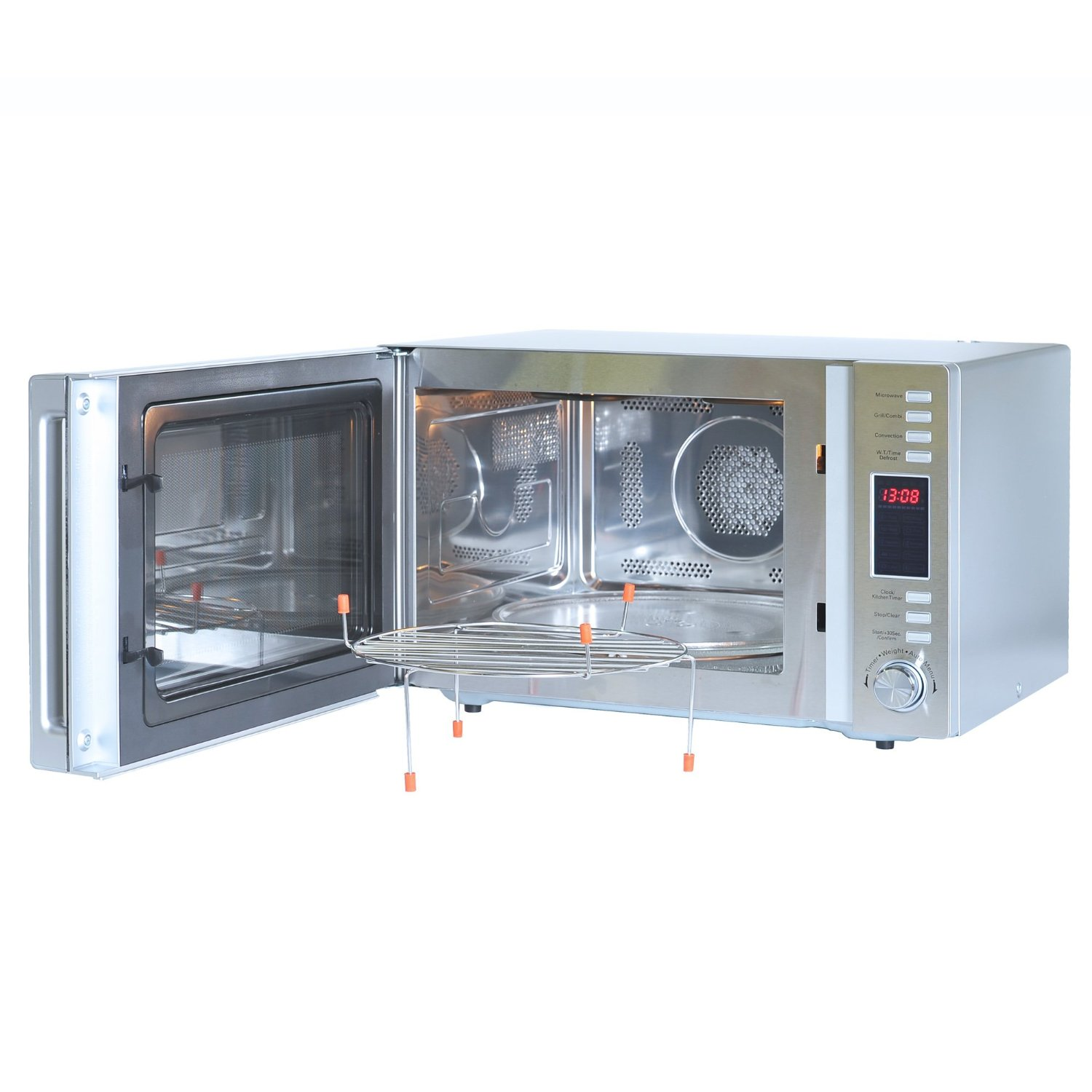 Igenix IG3091 30 Litre Family Size Digital Combination Microwave-Stainless Steel. [PIK.IG3091]