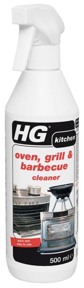 HG Oven grill and barbecue cleaner 500 ml [HG.711577002954]