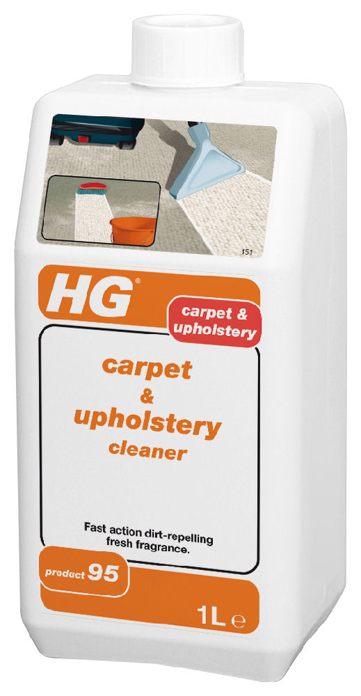 HG Carpet and upholstery cleaner 1l [HG.151100106]
