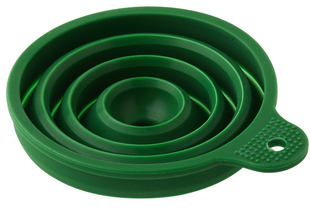 the green machine funnel