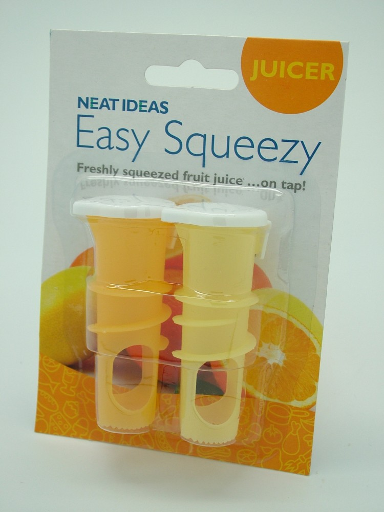 Easy Squeezy fruit juicers [NEA.5035]