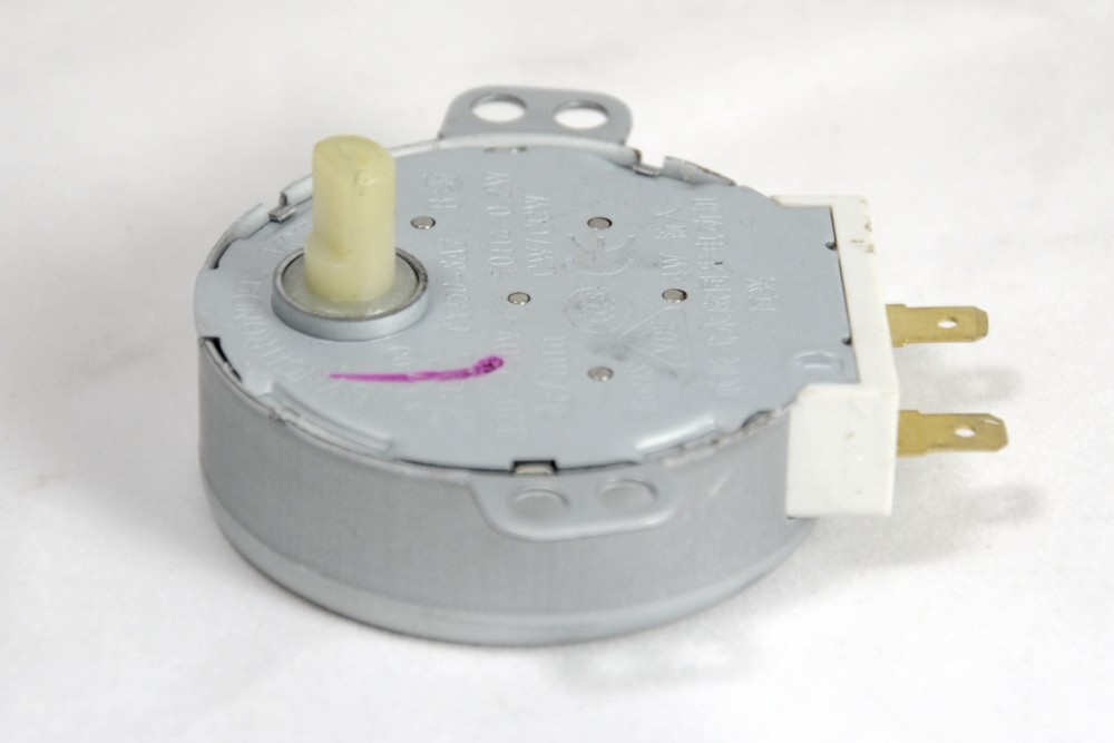 240 Volt Turntable Motor Pan Mwo E63265u00xn