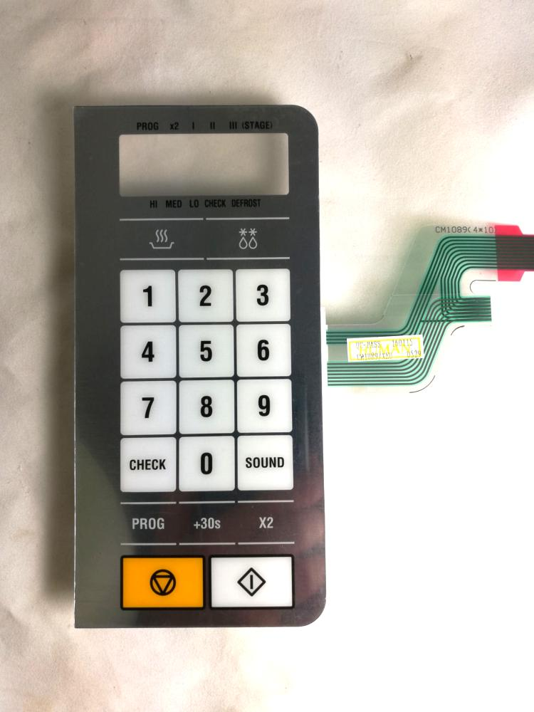 Touch Panel Keypad For Samsung Cm1089 Commercial