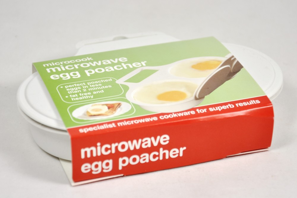 Microcook microwave egg poacher [GWI.CM16]