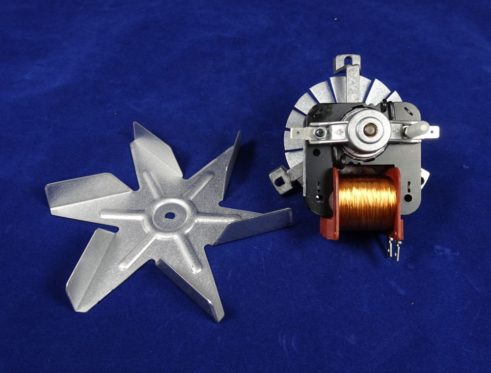 Electric fan oven hot air motor -[CON.MTR8007]