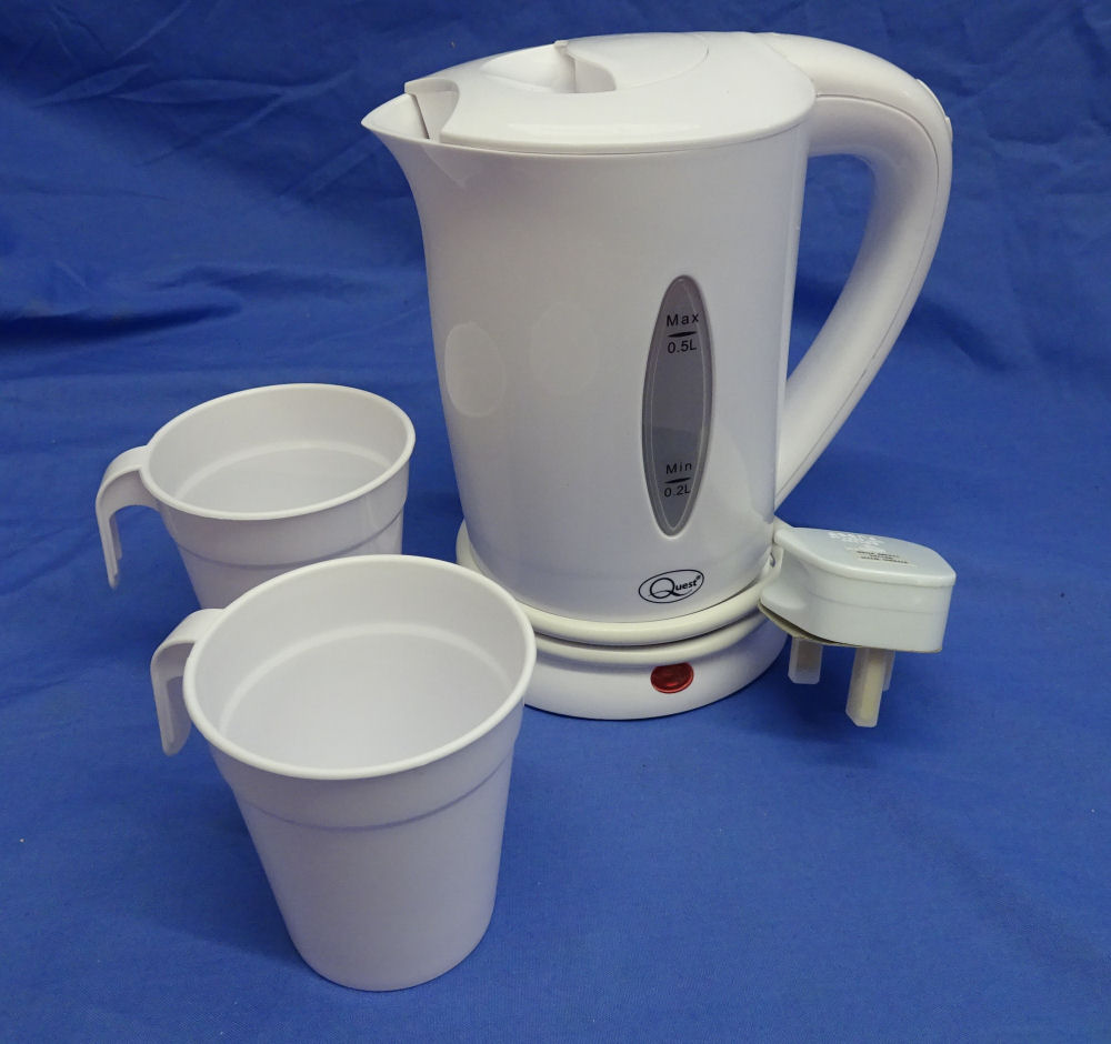 Low power electric jug kettle [CON.35440]