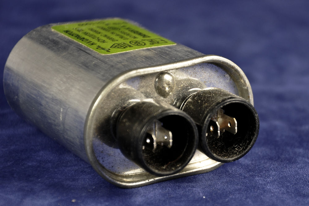 High voltage capacitor 0.90mfd 2100v [MSC.MWO.90-capacitor]