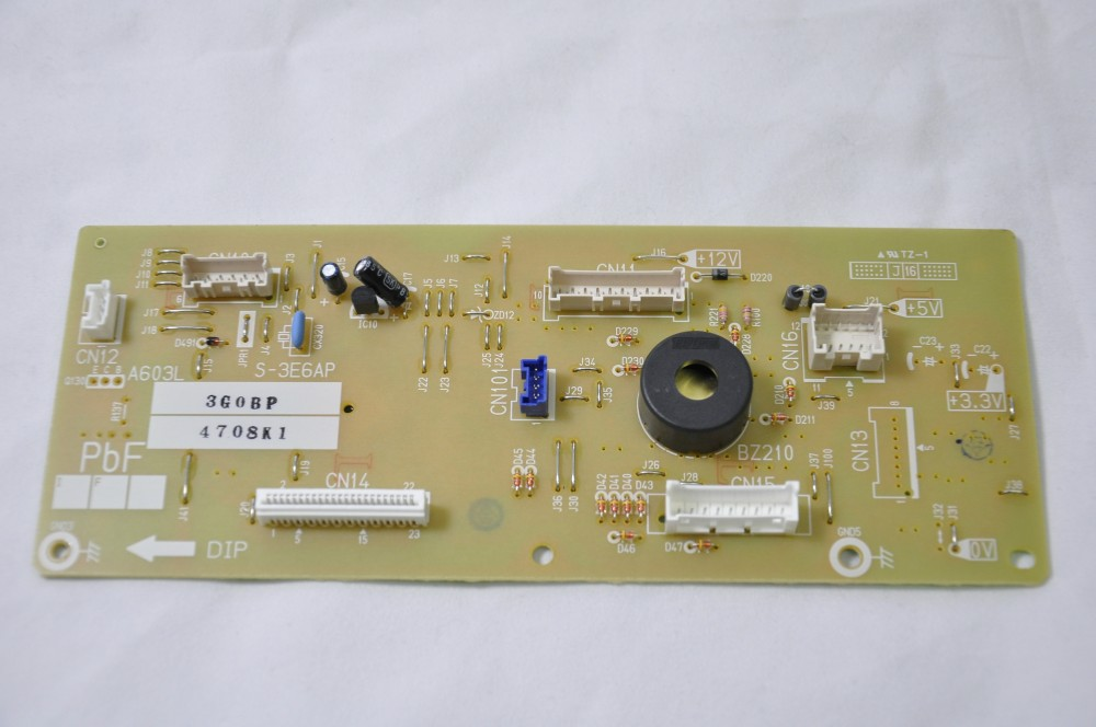 Control PCB for Panasonic NE-1843 [PAN.COM.A603L3G00BP]