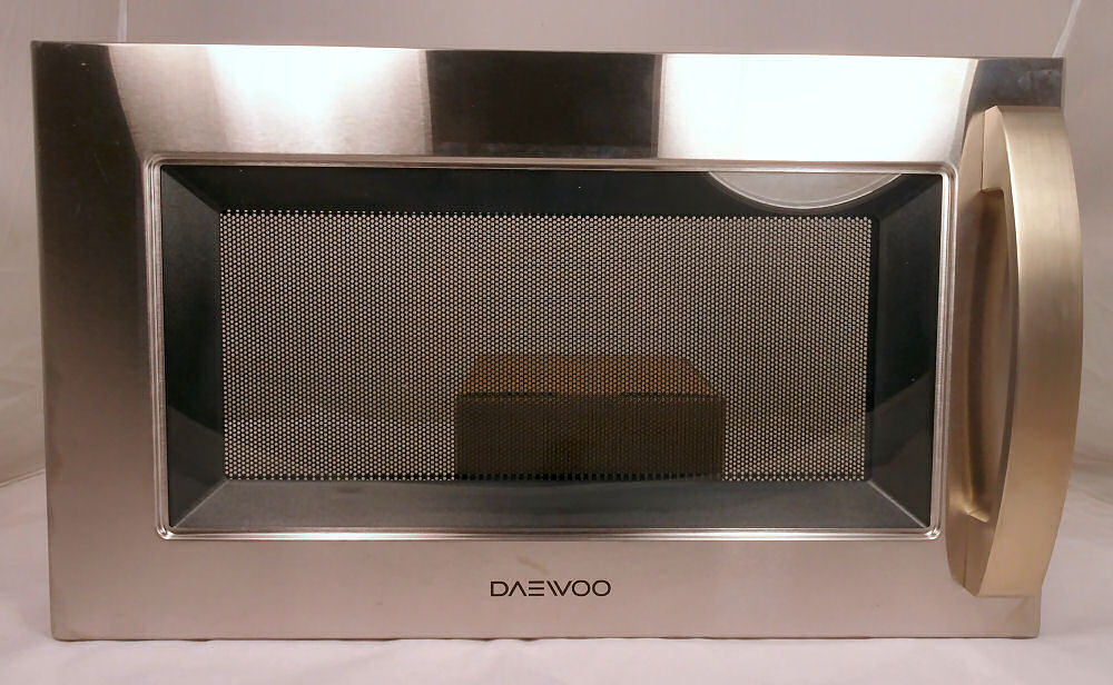 Door Assembly For Daewoo Kom9f85 Kom9f50 Microwave Ovens