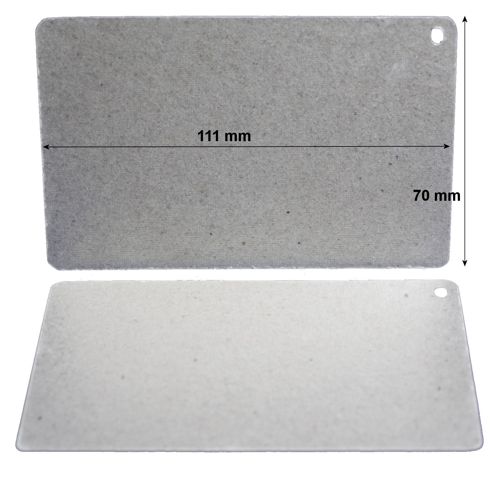 Mica Waveguide Cover For Sanyo Microwave Ovens