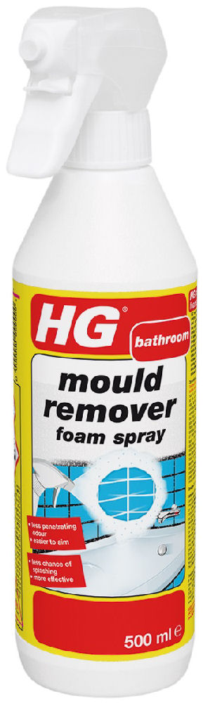 HG Mould remover foam spray [HG.632050106]