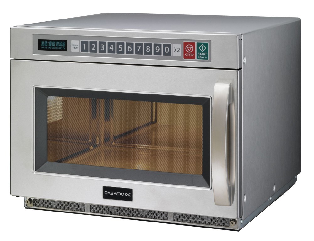 Daewoo 1500w Commercial Microwave Oven Kom9f50