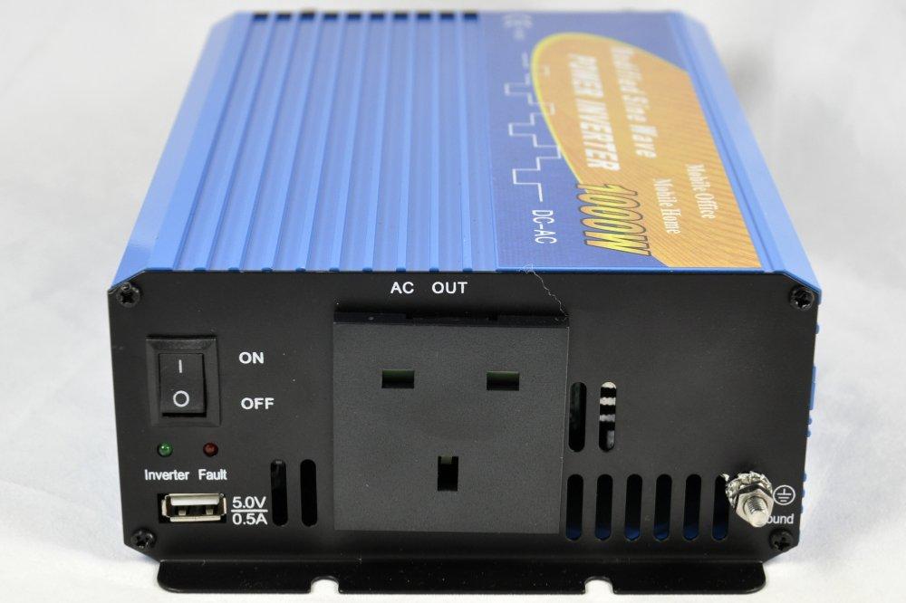 1000 Watt 24 Volt Modified Sine Wave Inverter