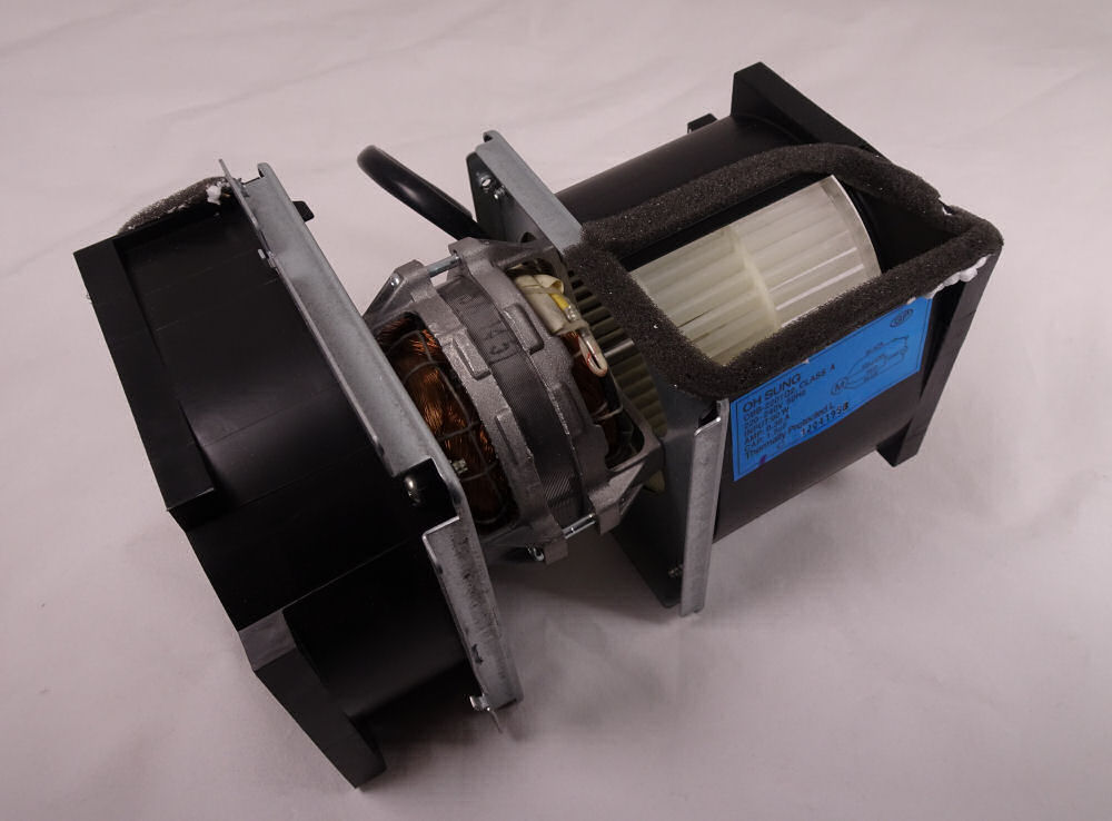 Buffalo CF764, Buffalo CF765 cooling fan assembly