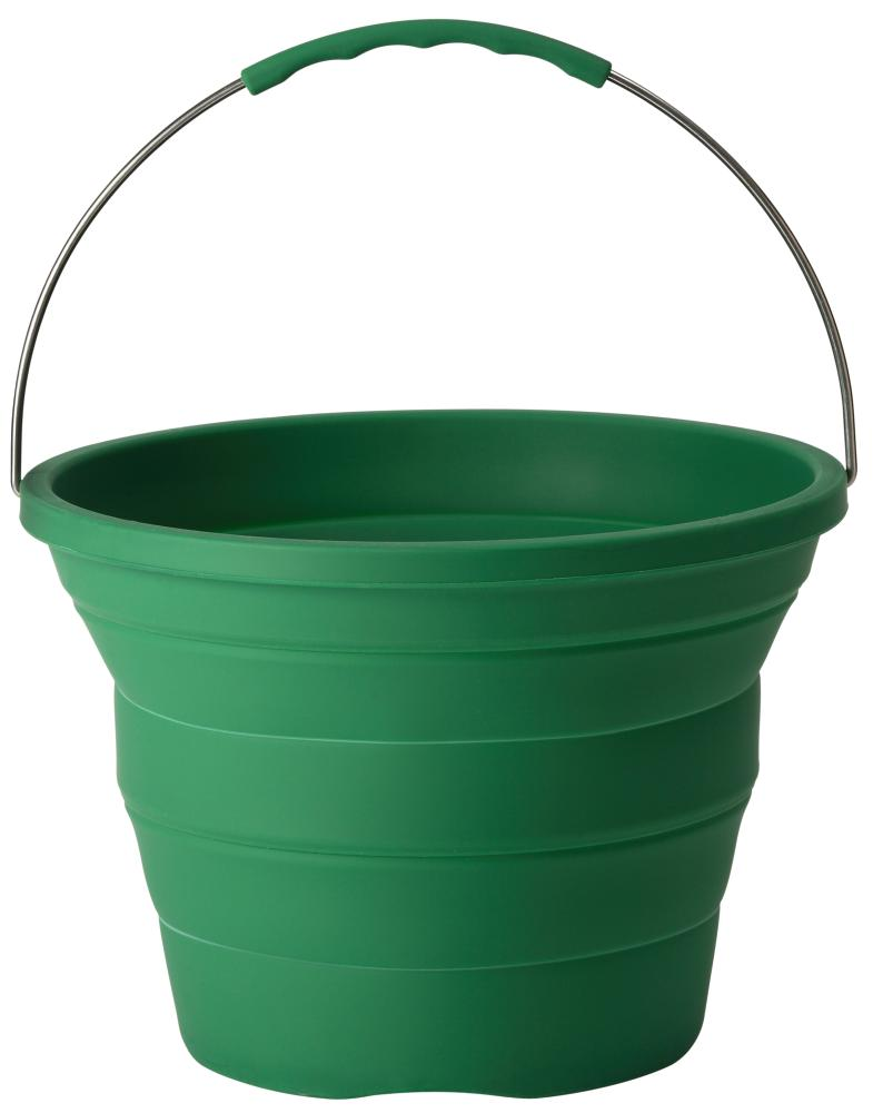 Wacky Practicals Silicone Collapsible 7 Litre Bucket