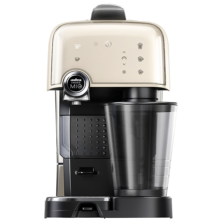 How To Use Lavazza Coffee Maker : LAVAZZA FANTASIA CREAMY WHITE COFFEE MACHINE 10080388