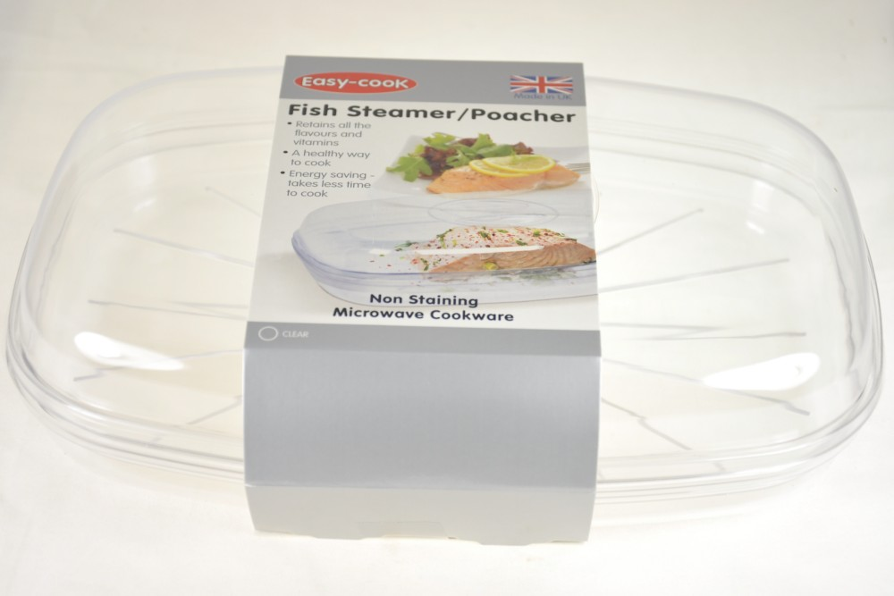 Microwave Fish steamer [PFD.NS625]