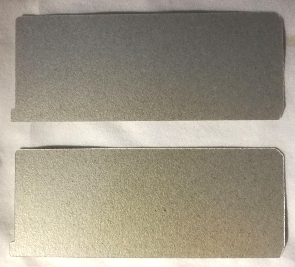 Pack Of 2 Mica Waveguide Covers For Panasonic Microwave
