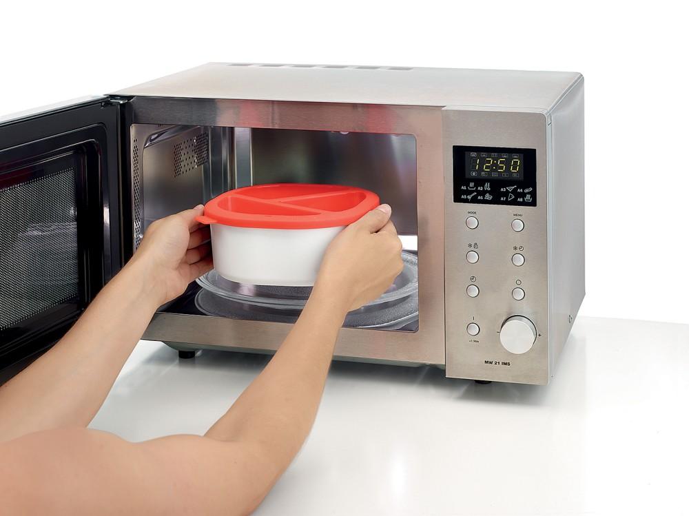 Lekue Microwave Chocolate Fondue Set Lek 0200265r10m017