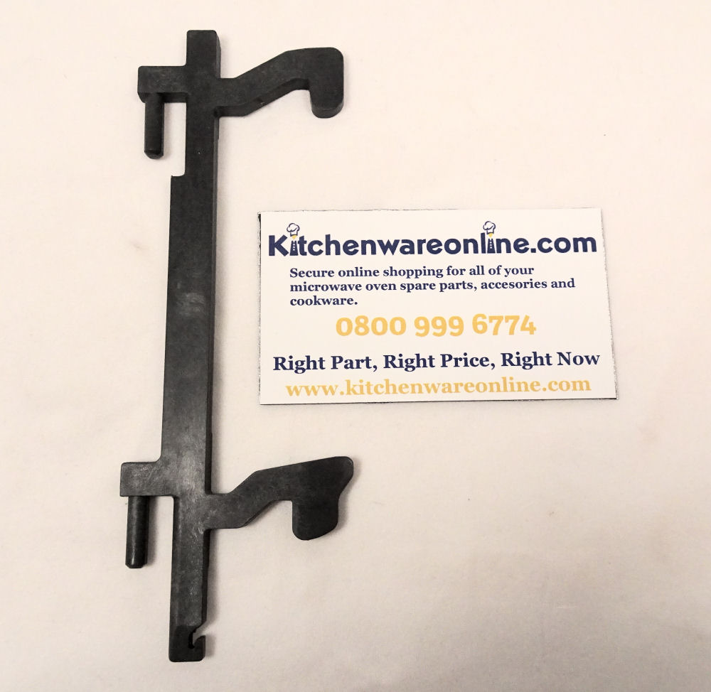 Door latch (hooks) for Panasonic microwave ovens