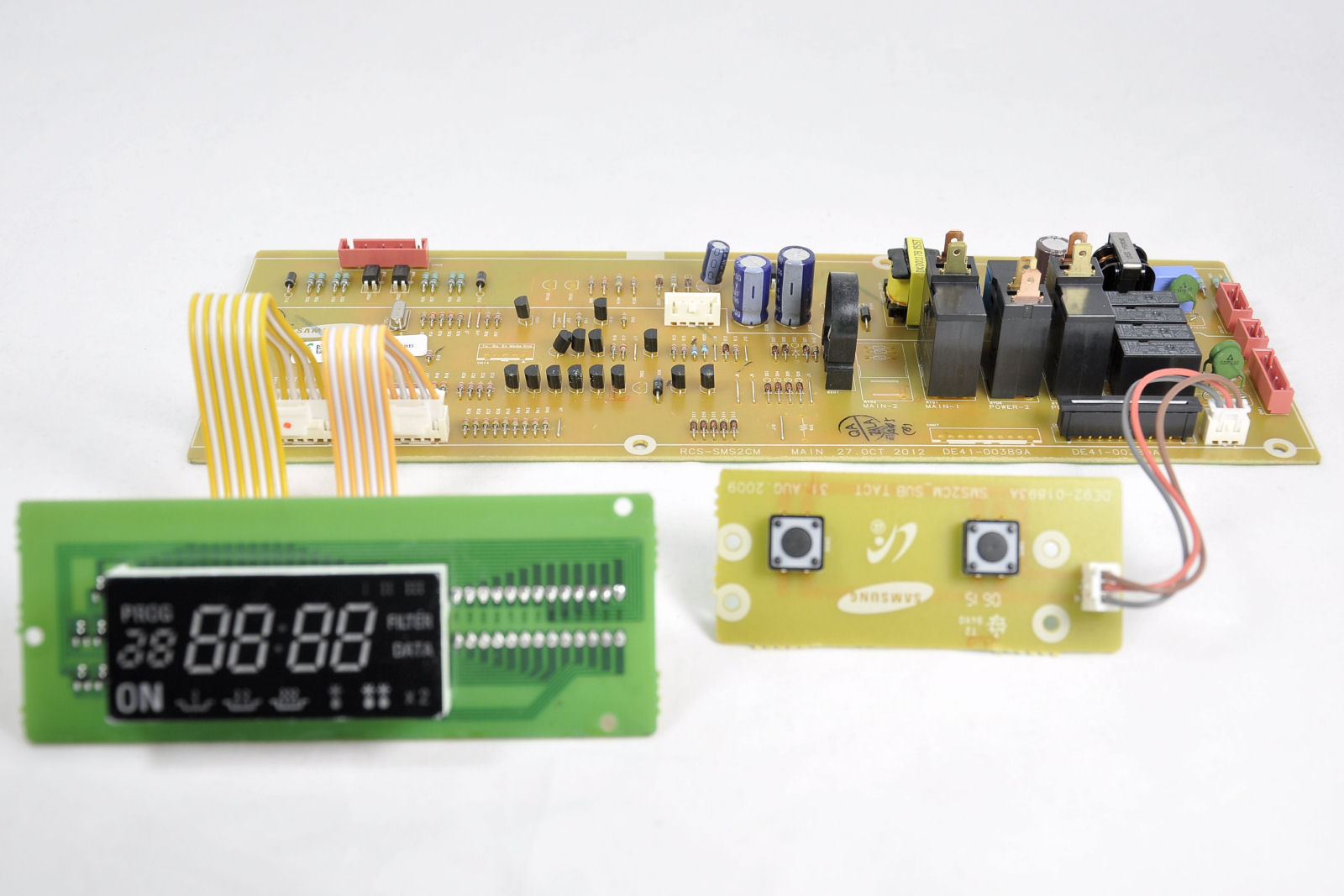 Main control circuit board for Samsung commercial microwave ovens