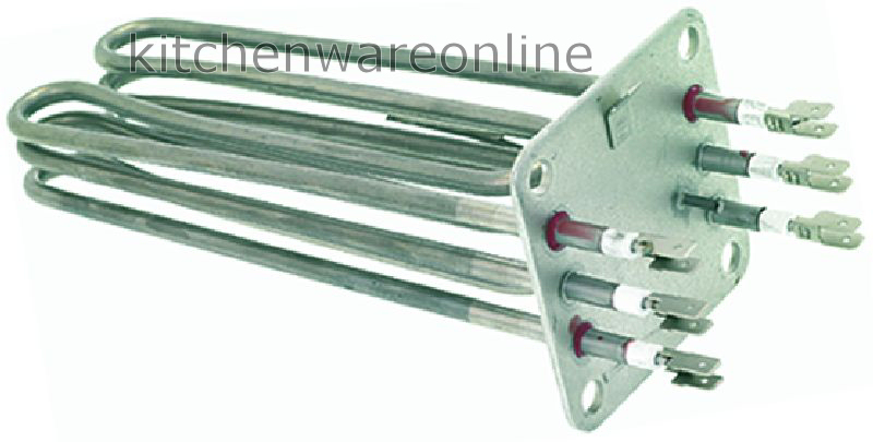 Commercial heating elements