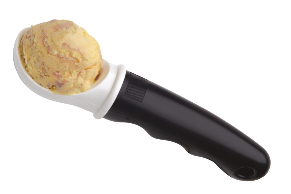 Microwave heated ice cream scoop [KCT.KCICEMICRO]