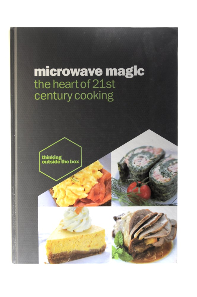 Microwave magic recipe and cookbook  [9780953581115]
