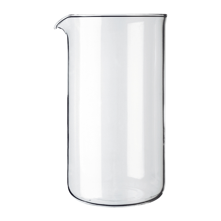 Bodum 1 Litre replacement glass beaker (CON.5045382986325)