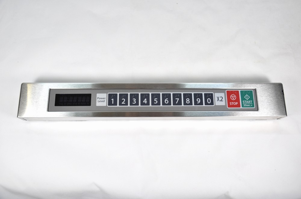 Control panel for Daewoo microwave ovens [DAE.PKCPSWZYD0]