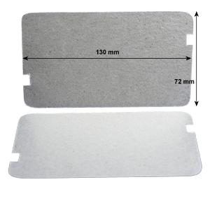 Pack of two waveguide covers for Sharp microwave ovens [ASW.2079796]