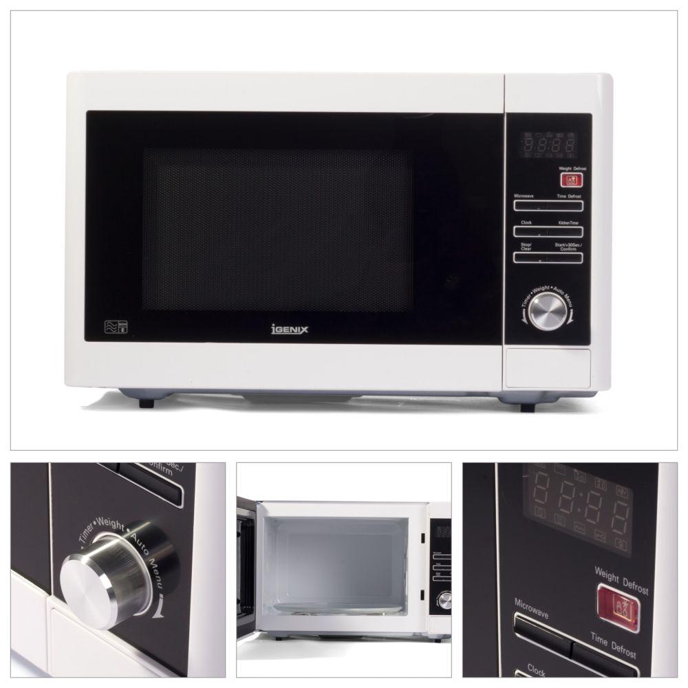 Igenix Ig3093 Microwave Oven