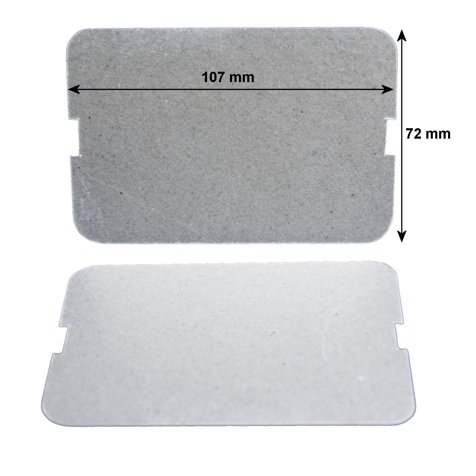 Pack Of Two Waveguide Covers For Sharp Microwave Ovens
