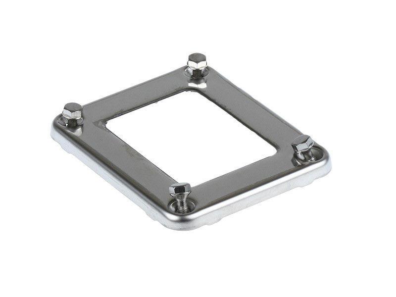 Gasket frame with glass and gaskets. 40.00.091S