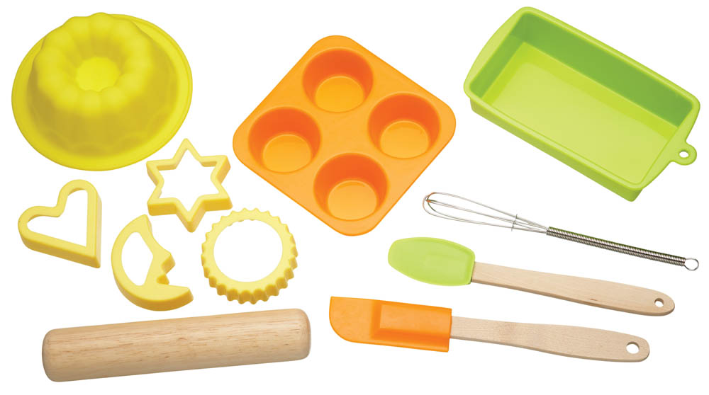 Let's make 11 piece bakery set. [KCT.KCLM888]