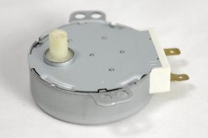 Turntable motor for microwave oven