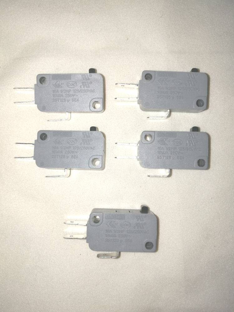 Door Switches For Sharp Commercial Microwave Ovens