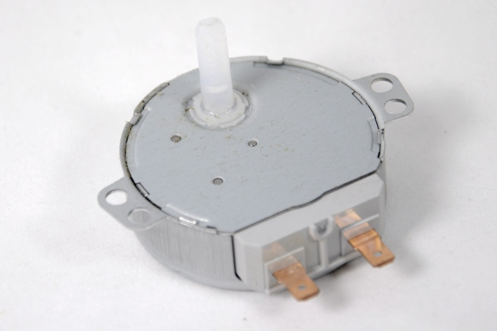 Stirrer motor for Panasonic NE-1027, NE-1037 microwave ovens