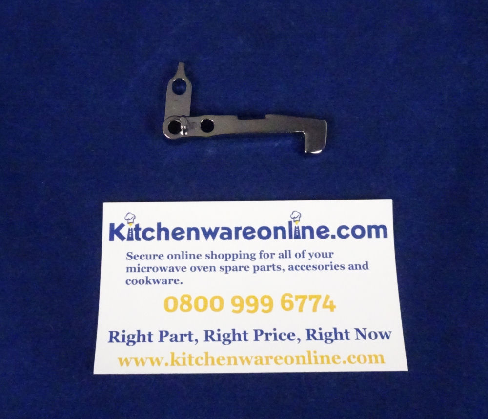 Door latch head (hook) for Hobart M1600 microwave ovens [ASW.2668450]