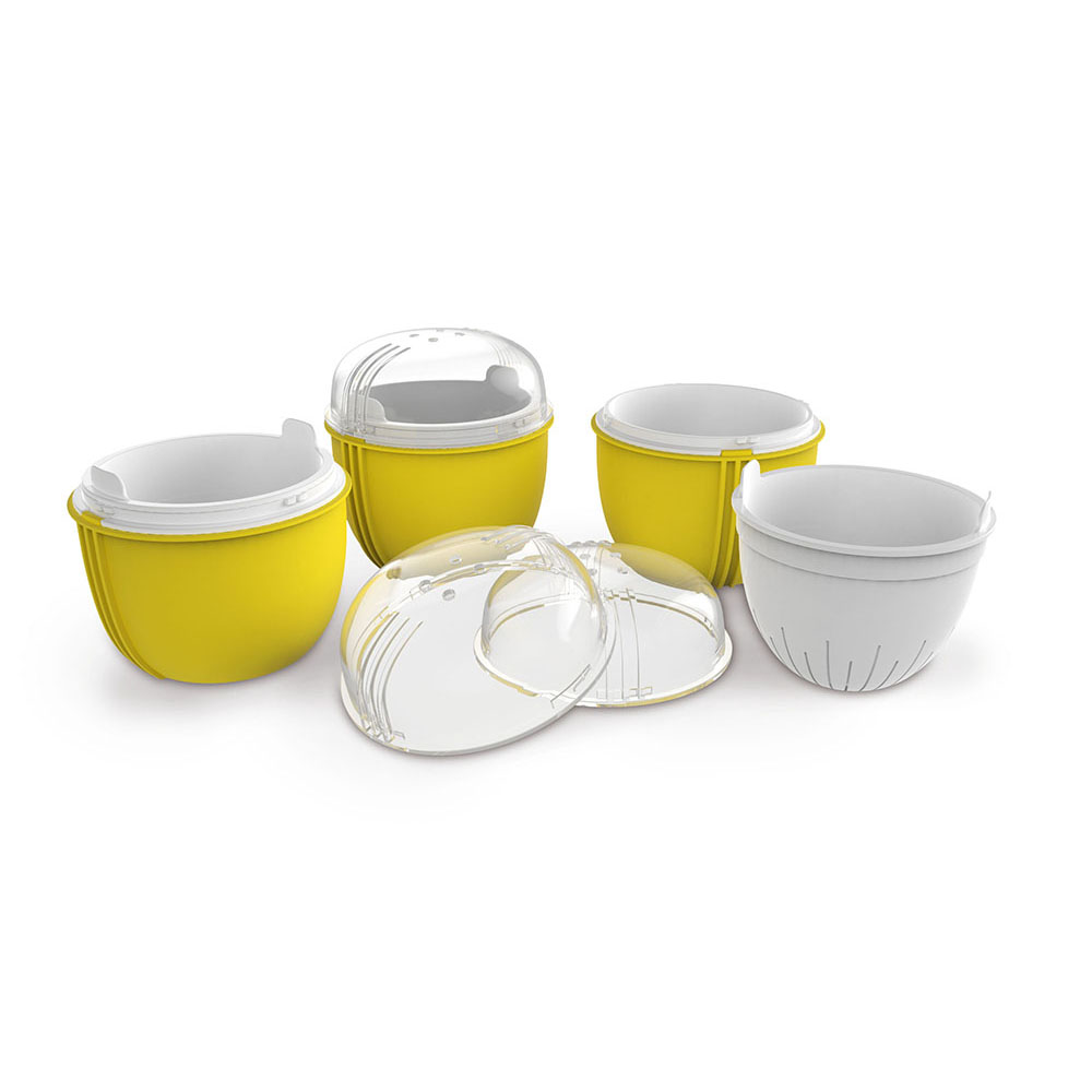 Zap Chef Microwave Egg Cooker [JWP.ZC0011A1]