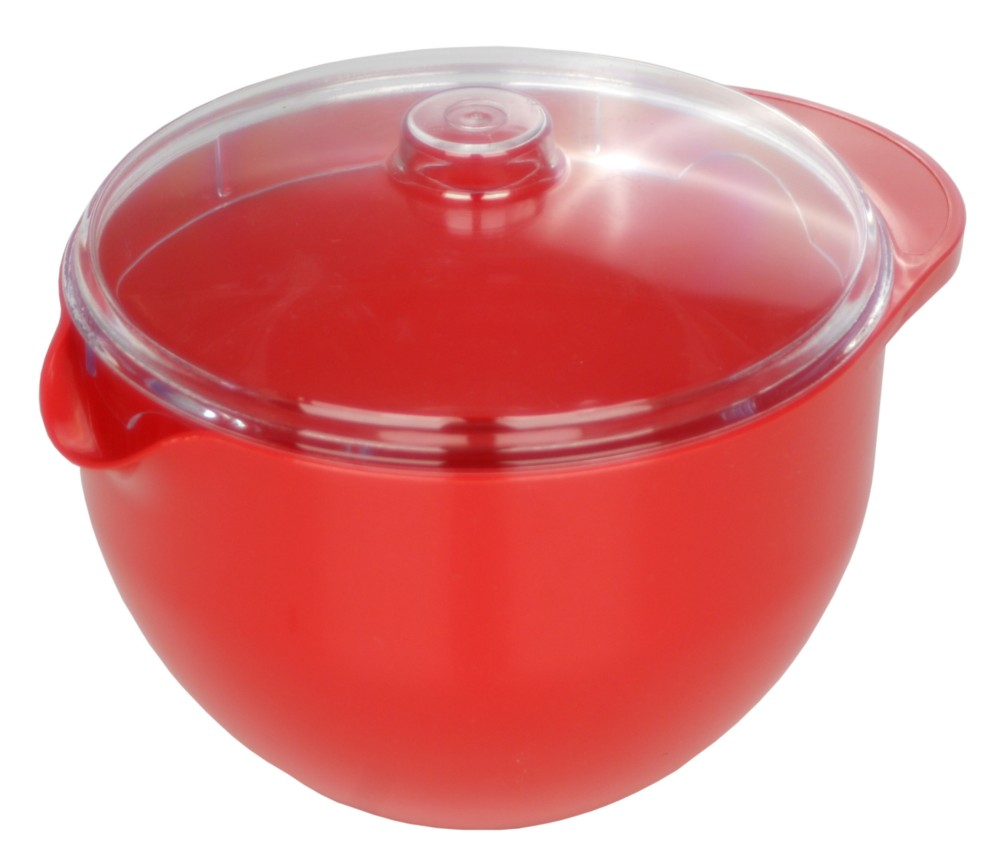 1.2 litre Red Microwave Jug [PFD.NS690R]